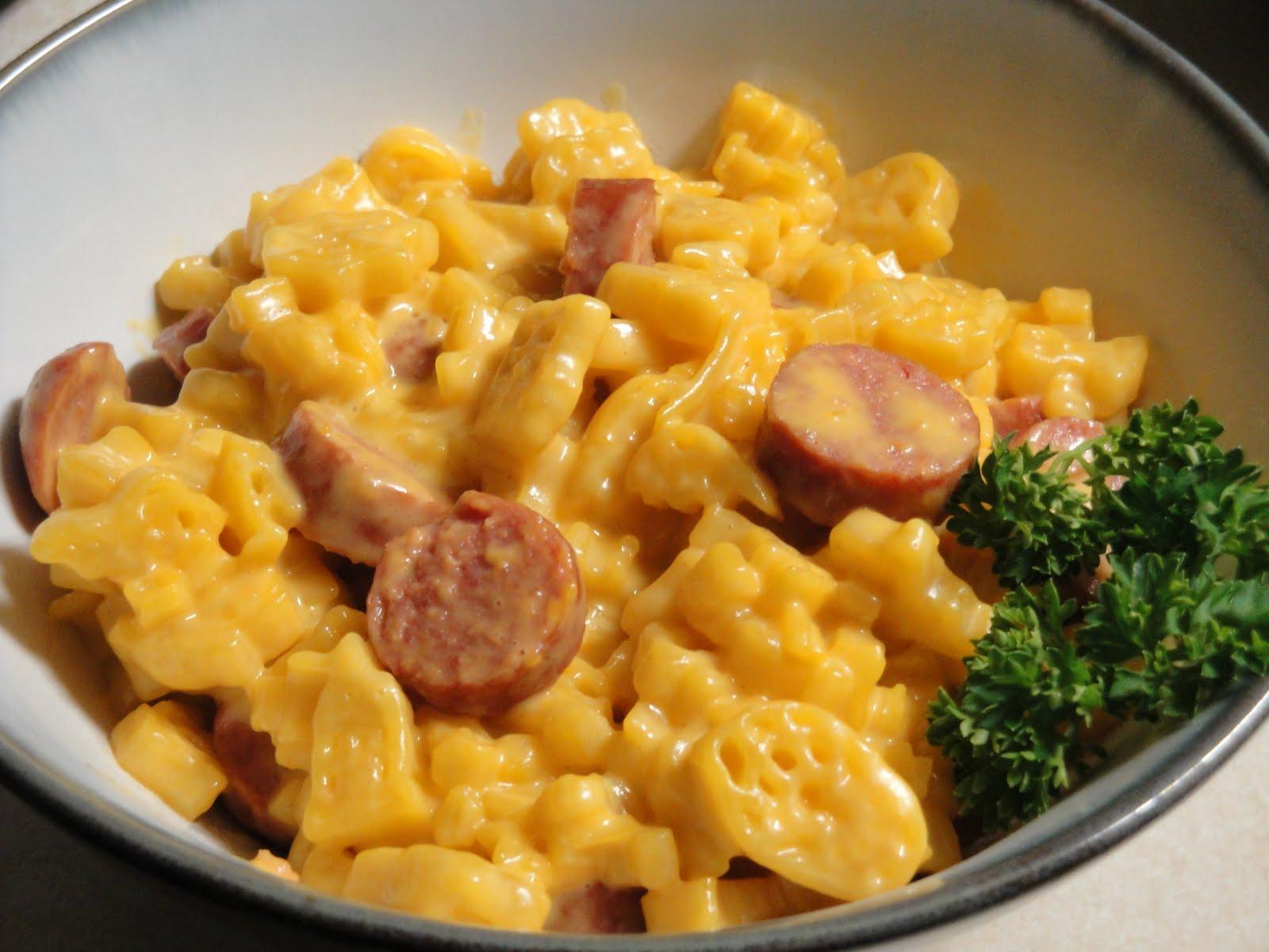 Hot Dog Soup With Macaroni