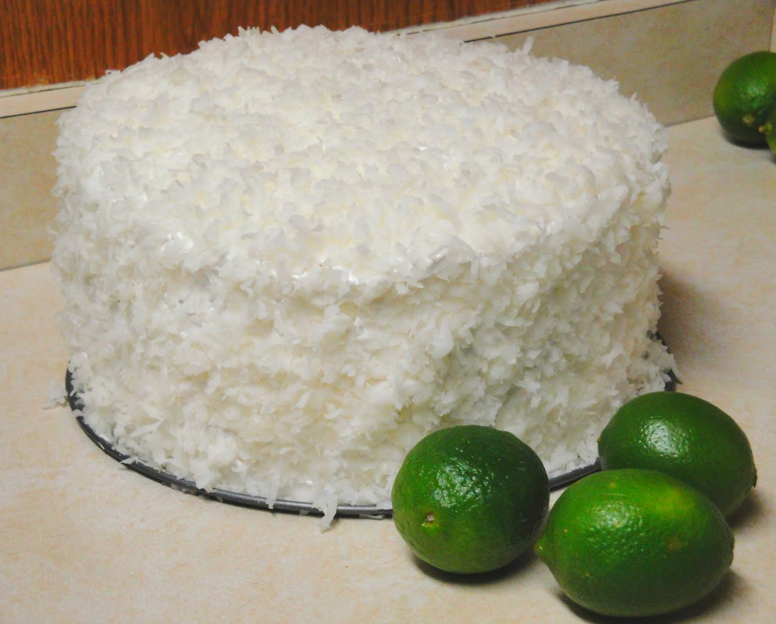 ... Mac & Cheese, and Ginger-Lime Coconut Cake with Marshmallow Frosting