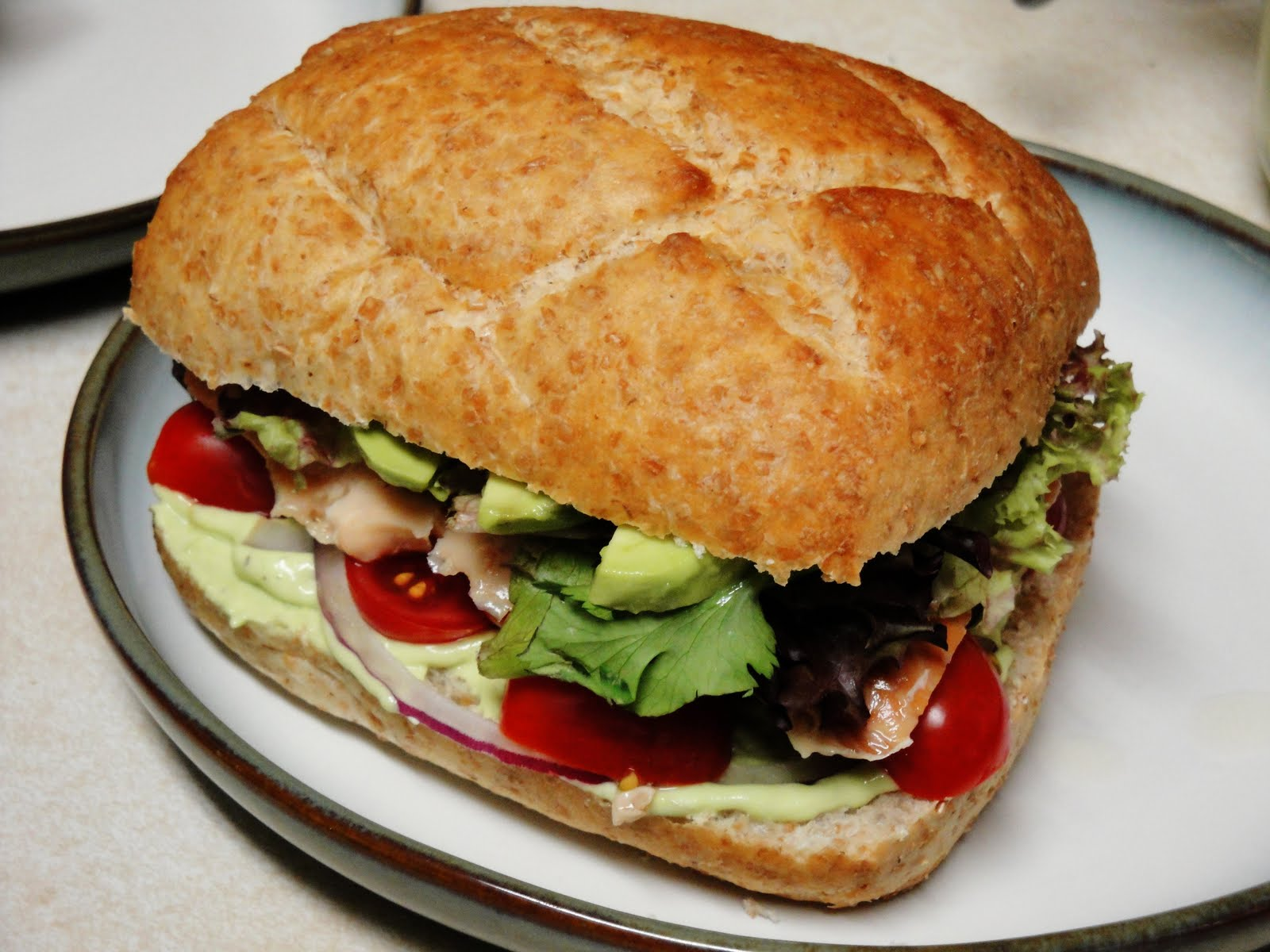 salmon sandwich grilled salmon sandwich with grilled salmon sandwich ...