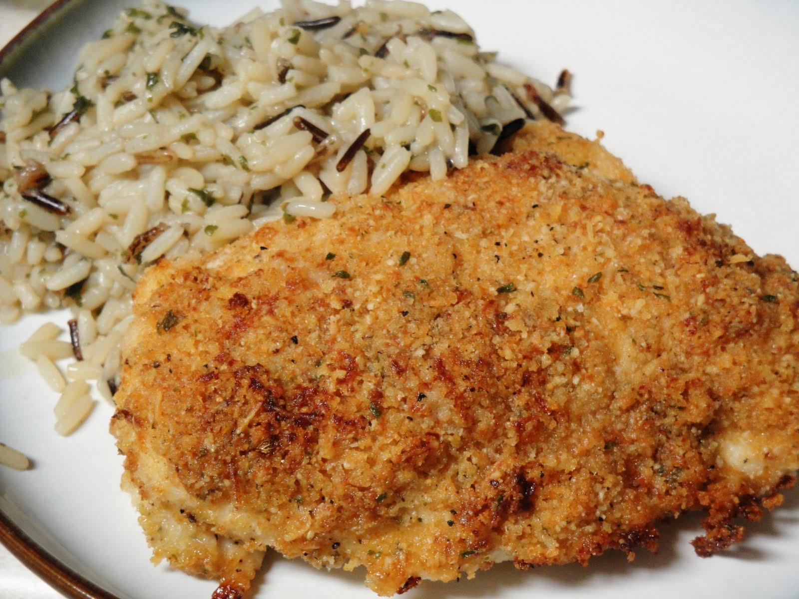Today's Special: Ranch-Parmesan Chicken, Korean Chicken & Peanut ...