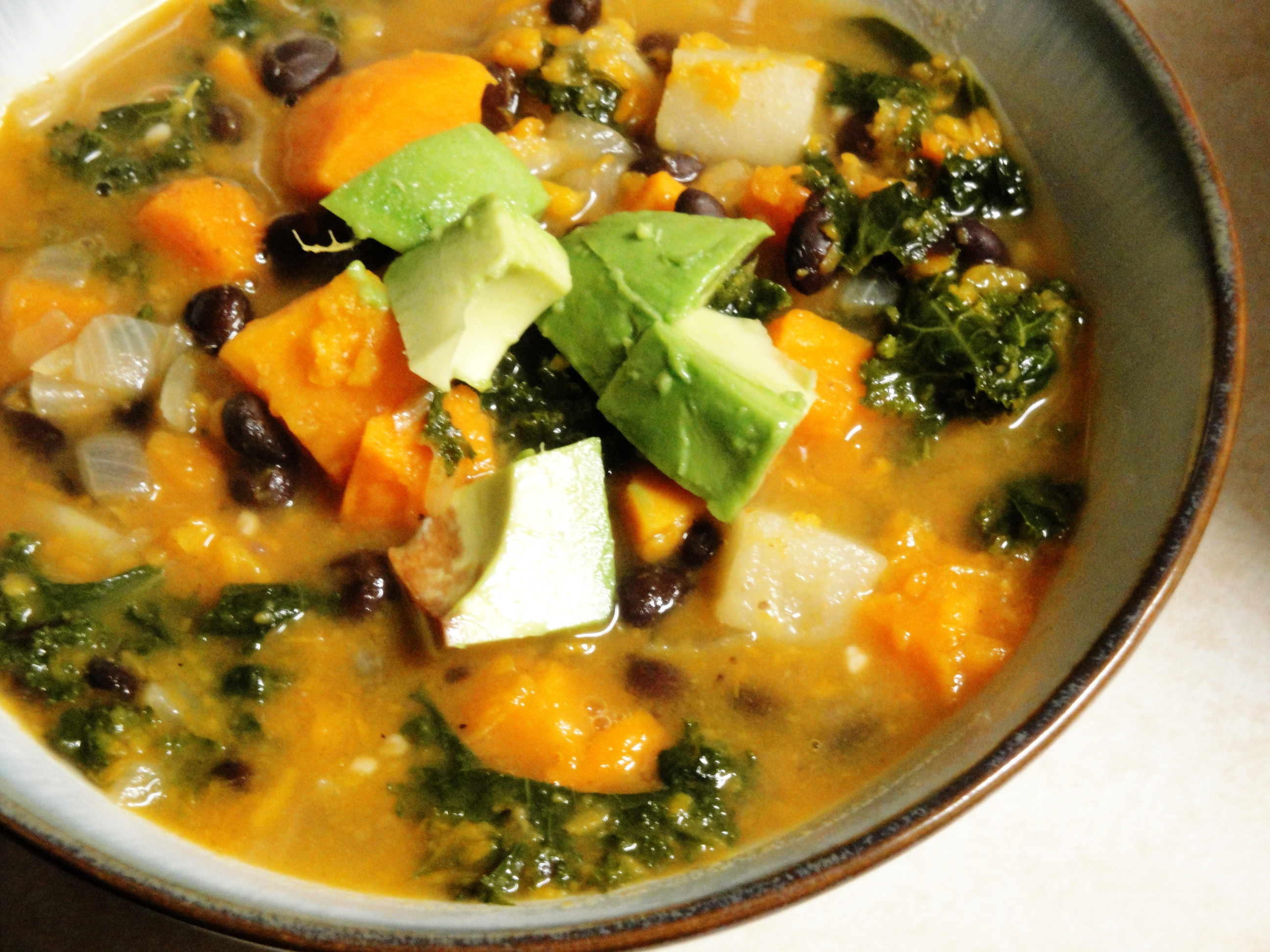 Roasted Vegetable Soup Recipes — Dishmaps
