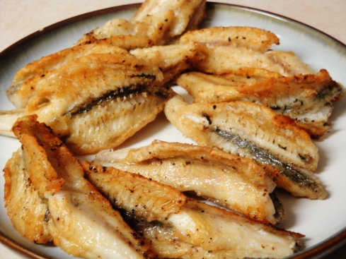 how to cook perch fillets with skin