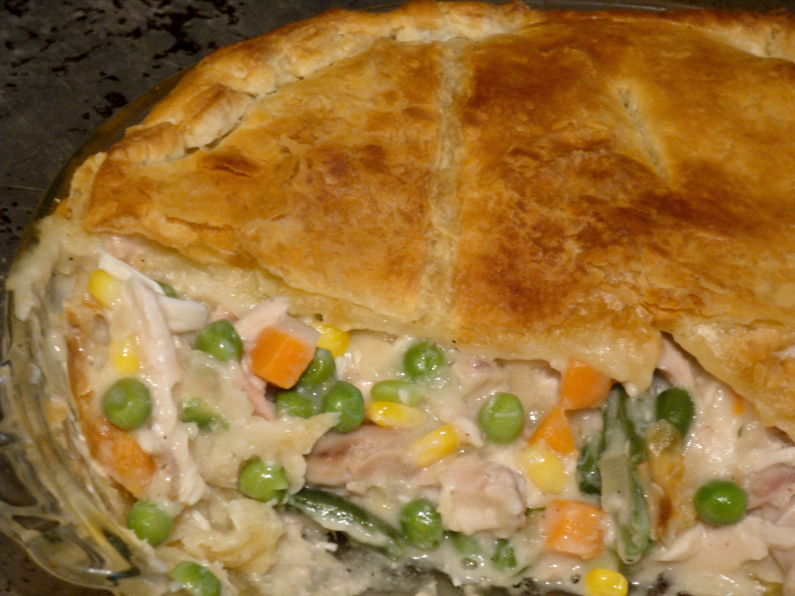 Chicken Pot Pie I Recipes — Dishmaps