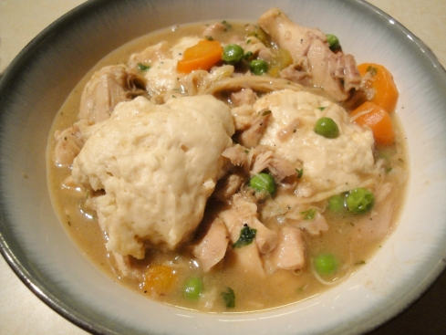 chicken and dumplings atk